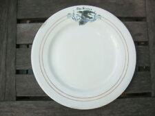 Vintage Restaurant Ware Shenango China Plate The States American Eagle USR Co!