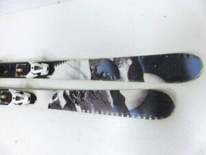 Ski Twin Tip Rocker Salomon 92 mit Bindung, (Z-Wert-12) 179cm (FF948)