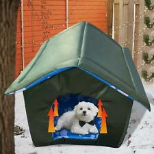 Outdoor Pet House Waterproof Thickened Cat Nest Tent Cabin Teepee Portable Fold