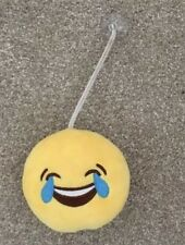 Emoji - Crying 😭 With Laughter Small With suction Cup