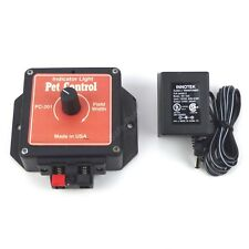 Innotek In-Ground Dog Fence Transmitter Pet Control PC-201 Containment Boundary