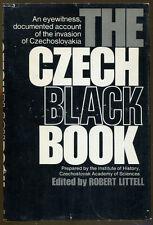 The Czech Black Book Edited by Robert Littell-First Edition/DJ-1969