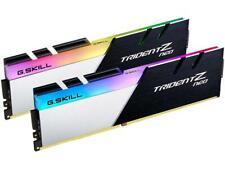 G.SKILL Trident Z Neo (For AMD Ryzen) Series 32GB (2 x 16GB) 288-Pin RGB DDR4 SD