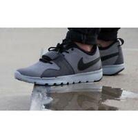 Mens Nike Air Trainerendor Classic Sneakers New, Cool Grey / Black 806309-001