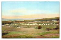 Early 1900s Cantonment Presidio of San Francisco, CA Postcard *6L17