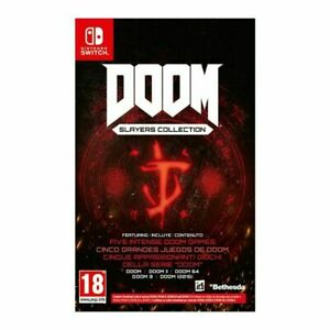 Doom Slayers Collection (Switch)  BRAND NEW SEALED