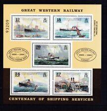Guernsey1989 postfrisch MiNr. Block 5