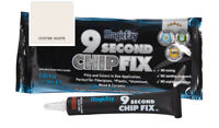 MagicEzy 9 Second Chip Fix (Oyster White): Fiberglass Repair for Damaged Gelcoat