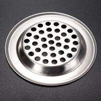 Stainless Steel Mesh Sink Strainer Kitchen Bath Drain Tools I8E6
