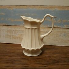 Two's Company Thatcham Creamer flawless cream ivory off white
