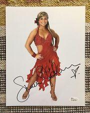 Shawn Johnson Signed Autograph 8x10 Photograph Olympics Gold USA Gymnastics JSA