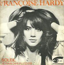 45T SP  FRANCOISE HARDY  SOLEIL  1979