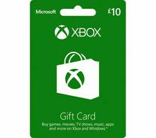 Microsoft Xbox Live Gift Card - Green
