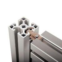 Außenwinkel für Aluprofil 30x30 40x40 - Nut 8 Profilverbinder Verbindungstechnik