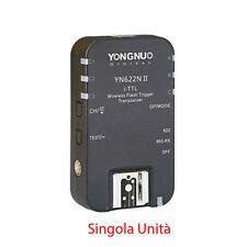 Singolo YN-622N II TRIGGER NIKON i-TTL YONGNUO CONTROLLER FLASH  1/8000 REMOTE