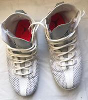 White NIKE Jordan Reveal 834064-100 Trainers Basketball Men's Shoes Sz 9