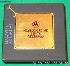 Motorola mc68020rc16e pga 32-bit MPU