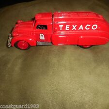 "ERTL ""TEXACO"" 1939 DODGE AIRFLOW GAS TANKER TRUCK BANK DIECAST MODEL"