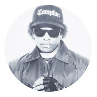 Eazy-E - Locs Slipmat Black / White