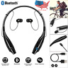Wireless Bluetooth Headphones Headset Stereo Earphone Neckband Earbuds W/ Mic