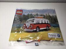 LEGO 40079 CREATOR MINI VW T1 CAMPER VAN RARE NEW SEALED POLYBAG 2013 VOLKSWAGEN