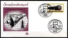 10J. bemannten Raumflug, Jurij Gagarin. SoSt. Bochum. BRD 1971