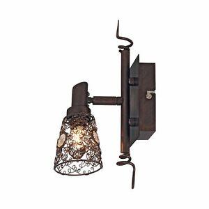 Wandleuchte wandlampe lampe beleuchtung wand leuchte strahler wohnzimmer Cottage