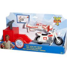 Disney Pixar Toy Story 4 Stunt Racer Duke Caboom with Bike & Launcher Toy GFB55