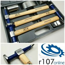 Blue Point 7pc Body Tool Set, Hammers & Dollies, Incl VAT As sold by Snap On