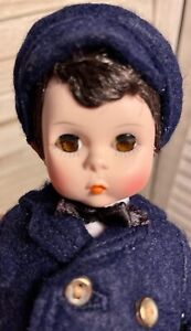 """NWT Madame Alexander 8"""" Doll LAURIE Little Women (Eyes Close!) NO BOX"""