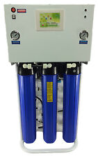 Commercial Reverse Osmosis Water Filter System Auto Flush 3000LPD | 125L Hr 1-93