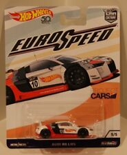 Audi R8 LMS Hot Wheels Euro Speed Project Cars #5/5 REAL RIDERS Quantity