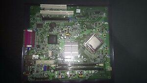 Dell F0TGN OptiPlex 380 Desktop DCNE1F Socket T LGA775 Motherboard   0F0TGN