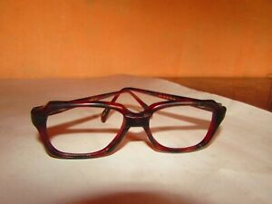 Vintage Eyeglass Frame COMMANDO Extra Large Oversize Huge Frame Glasses