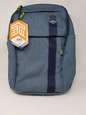 STM Kings Laptop Backpack - China Blue - 20L