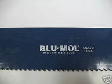 "30"" x 2-1/2"" 4TPI Power Metal Hacksaw Blade HSS Blu-Mol 3114JE Lot of 1"