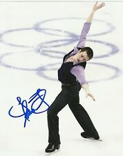 USA JEREMY ABBOTT  Signed 8x10  2014 Sochi Olympic Gold Medal Winner?