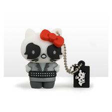 KISS Special Edition Hello Kitty - Catman 3D Design USB Flash Drive 8GB