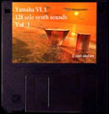 Sound-Set Yamaha VL1 Volumen 1 Midisounds waveframe TOPsounds VL7,VL1m kostenlos