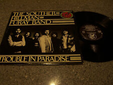"The Souther Hillman Furay Band ""Trouble In Paradise"" LP"