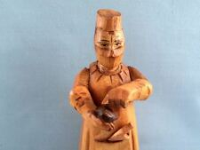 Anri Hand Carved All Wood Figurine Physicians Heart Surgeon Vtg (4)