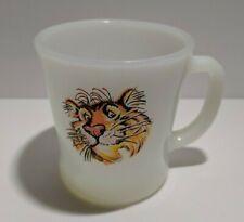 a748051ae32 Fire King Vintage Esso Exxon Tony The Tiger Coffee cup Mug 3 1/2