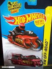 HOT WHEELS 2014 #119 -2 FLY BY RED AMER OFF ROAD