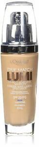 L'Oreal True Match Lumi Healthy Luminous Makeup 30ml - C4 Shell Beige