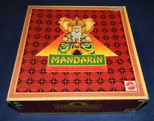 Mandarin board game 1990 100% complete- Chinese zodiac tile collecting by Mattel