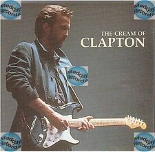 ERIC CAPTON CD THE CREAM OF best of (649) cocaine knockin'on heaven's door