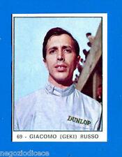 CAMPIONI DELLO SPORT 1966/67 - Figurina/Sticker n. 69 - GIACOMO RUSSO -Rec