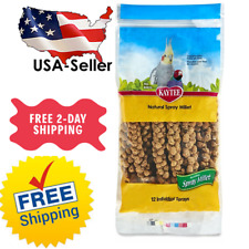 Spray Millet Birds Kaytee 12 Count Pack Natural Packaging Vary May Treat Highly