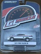 Greenlight MUSCLE  Series 19.  1973 Ford Falcon XB.   white