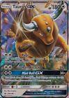 Pokemon Tauros-GX100/149 Sun & Moon (Rare Holo Full Art)